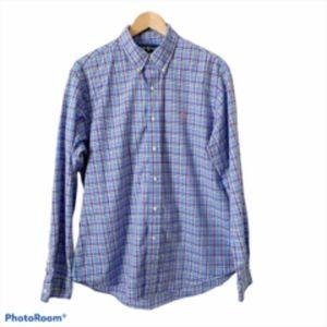 Ralph Lauren Custom Fit L/S button down shirt